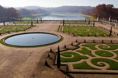 The Orangerie at Versailles