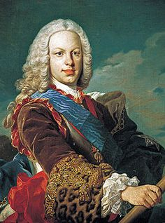 Ferdinand VI of Spain. Fourth son of Philip V Of Spain. He was King of Spain from July 9 1746 to August 10 1759.