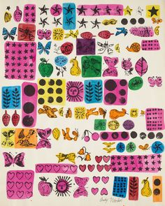 PHILLIPS : NY030113, Andy Warhol, Wrapping Paper