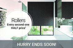 #ApolloBlinds #RollerBlinds the most affordable & fashionable interior blind solution.From 29Jan (3 weeks) every 2nd roller blind is ½ price!Contact us to book this special price,get a free in-home measure & quote sales@apolloblinds.com.au call 132 899 https://apolloblinds.com.au/specials/