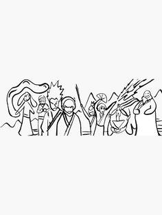 The Last Airbender Characters, Avatar The Last Airbender Funny, The Last Avatar, Avatar Airbender, Mood Wallpaper, Funny Phone Wallpaper, Wallpaper Backgrounds, Korra Avatar, Team Avatar