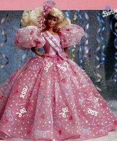 happy birthday barbie 1991