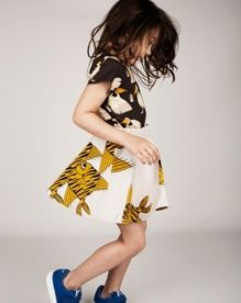 Falda Peces Amarillos