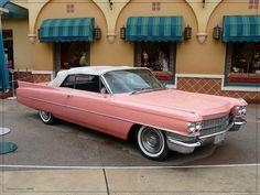 1963 Cadillac Eldorado Convertible Cadillac Eldorado, Cadillac Ats, Ford Bronco, Disneyland Paris France, Old American Cars, Cabriolet, Car Brands, Old Cars, Luxury Cars