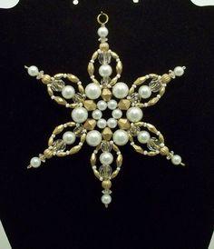 Snowflake Ornament: