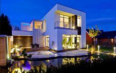 casas prefabricadas estilo moderno | inspiración de diseño de interiores