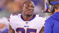LeSean McCoy is trying his best to keep Richie Incognito from retiring