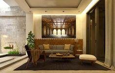 """Luz al final"" una fotografía de Javier Aranburu.  #contrast#decoideas#sofa#beautifuldeco#interiorism#salon#quietplace#photodecoration#arcos#arquitecturephoto#interiorismo#decoración"