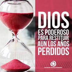 Eclesiastés 3:14-16 He entendido que todo lo que Dios hace será perpetuo; sobre aquello no se añadirá, ni de ello se disminuirá; y lo hace Dios, para que delante de él teman los hombres. Aquello que fue, ya es; y lo que ha de ser, fue ya; y Dios restaura lo que pasó.♔