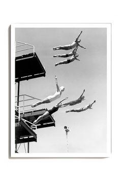 platform divers