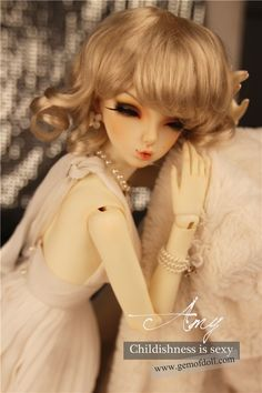 Amy, 58cm Gem of Doll Girl - BJD Dolls, Accessories - Alice's Collections