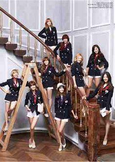 Calendario de Girls generation en segunda gira a Japon : __ Generacion Kpop Radio __