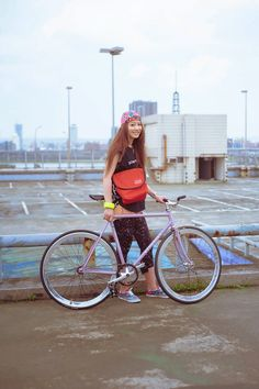 Taiwan fixed gear