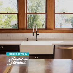 Are you more minimalist or maximalist when it comes to kitchen countertops? Spoiler alert: Both can look stylish and chic! Sponsored by American Standard. Kitchen Interior, Kitchen Decor, Kitchen Design, Kitchen Furniture, Diy Kitchen Cabinets, Kitchen Countertops, Countertop Decor, Hgtv Kitchens, Mobile Home Decorating