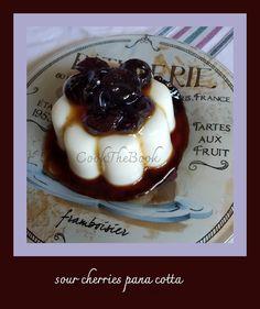 Πανακότα με τυρί κρέμα | cook-the-book Greek, Pudding, Desserts, Blog, Recipes, Fruit Tart, Tailgate Desserts, Deserts, Custard Pudding