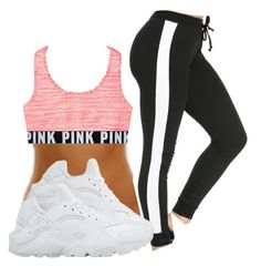"""Work out"" by trill-girlforever ❤ liked on Polyvore featuring interior, interiors, interior design, home, home decor, interior decorating and NIKE"