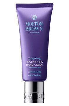 "MOLTON BROWN London 'Ylang-Ylang' or ""Bergamont Orange"" Replenishing Hand Cream available at #Nordstrom"