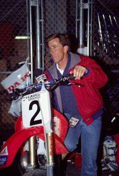 "Bob Hall Honda >> 1000+ images about Bob ""Hurricane"" Hannah on Pinterest | Motorcycle museum, Bobs and Motocross"
