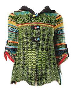 Ivko jacket front