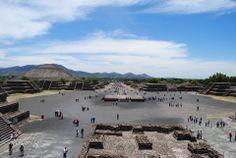 Zona Arqueológica de Teotihuacan © FOTOGRAFÍA Addy Molina. Todos los derechos reservados.