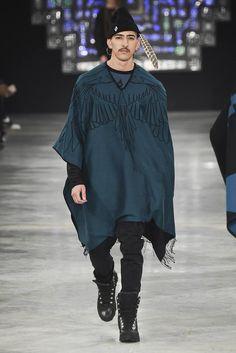 Male Fashion Trends: Marcelo Bulron County of Milan Fall/Winter 2016/17 - Milán Fashion Week