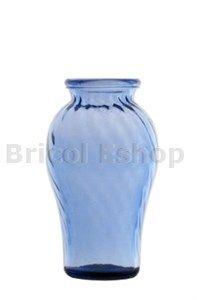 Váza Dekoračná Malá 150 - 0.43 bledomodrá