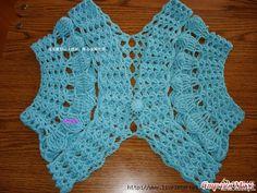 Crochet Shrug Circular Bolero Pattern Ideas For 2019 - Diy Crafts - bobcik Crochet Baby Clothes, Crochet Baby Hats, Crochet Braids, Baby Knitting, Knit Crochet, Crochet Bolero Pattern, Crochet Stitches Patterns, Crochet Designs, Crochet Fashion