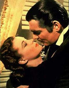"""""""Frankly, my dear, I don't give a damn."""" one of my fave movies"""