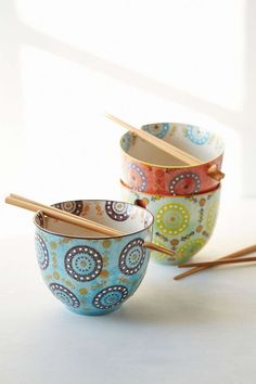 Shop Blue Medallion Noodle Chopsticks and Bowl at Urban Outfitters today. Urban Outfitters, Noodle Bowls, Ramen Bowl, Rice Bowls, Wall Carpet, Dinnerware Sets, Asian Dinnerware, Chopsticks, Home And Deco