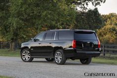 2018-2019 Chevrolet Tahoe and presented Suburban Texas Edition