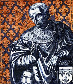 John, Count of Angoulême (1399-1467). Second son of Louis I Duke of Orleans and Valentina Visconti