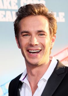 sweet smile - from getty image Cinema Releases, Lets Be Cops, Jake Johnson, James D'arcy, Sexy Men, Georgia, Atlanta, Bae, Eye Candy