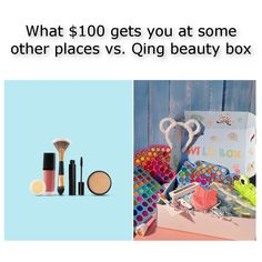 Can't agree MORE!🤤😁😍Check our complete boxes collection @ qingbeautyshop.com🛒✨⁠