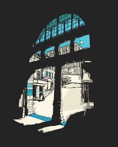 Bev Coraldean - Norwich Print Fair