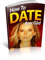 Download this free book - How to Date Any Girl - Unlucky in love? Anxious around the opposite sex? This is the book for you! Jam packed with helpful hints about overcoming anxiety and stress experienced when talking to women and plenty of tips and tricks to help you become irresistible to women.