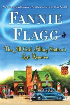 Can't wait to start reading this one.  Fannie Flagg is one of my favorite authors.