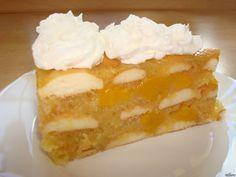 Studený jablečný dort - obrázek č. 1