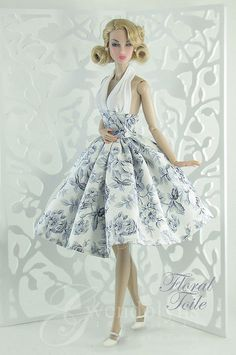 Floral Toile | Flickr - Photo Sharing!