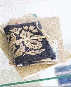 Yumiko Higuchi's Applique Embroidery Japanese craft by KitteKatte
