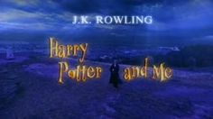 J.K. Rowling  Harry Potter and Me (BBC 2001)