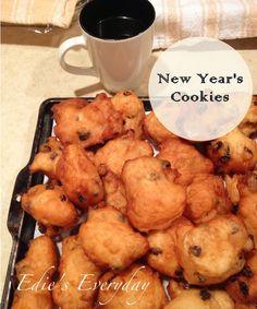 Mennonite New Years Cookies