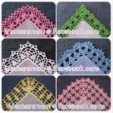 photo my work crochet edging Crochet Boarders, Crochet Edging Patterns, Crochet Lace Edging, Thread Crochet, Crochet Trim, Crochet Designs, Crochet Doilies, Easy Crochet, Crochet Flowers