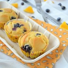 Healthy & Delicious Muffins, completely a Vegan recipe with step by step pictures. #Healthy #Vegan #Muffins #Breakfast