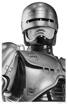 RoboCop by DonMonroeArtStudio on DeviantArt