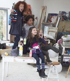 Moda infantil: tuc tuc, colección otoño invierno 2012