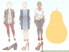 How to Dress if You've Got a Pear Shaped Figure