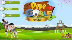 PepeGoalf7, when soccer meets golf #gamesinitaly #indiegames #videogames