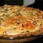 Recipe Picture:Crab Quiche