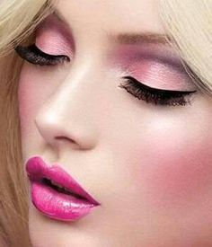 Like Barbie!