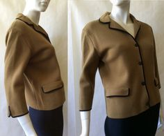 1950's / early 1960's Italian designer knit by afterglowvintage
